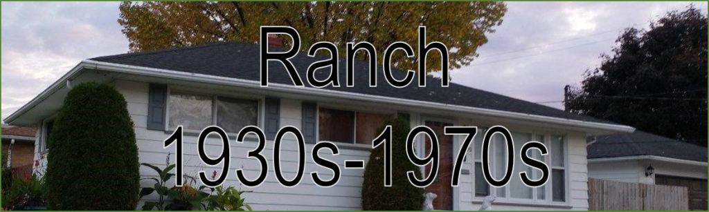 Image Banner Headline Ranch 1930s-1970s