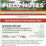 Clip of September 2021 Field Notes
